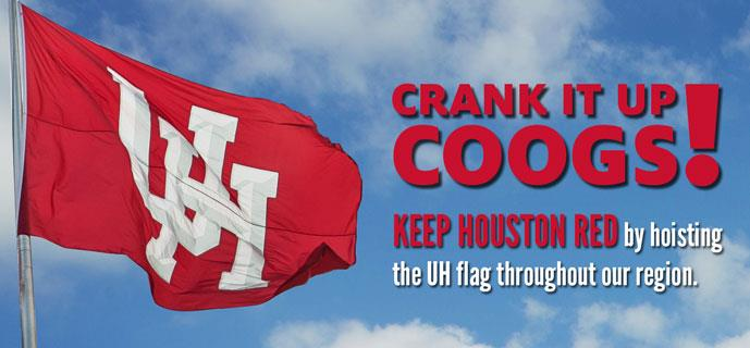 Crank it up Coogs